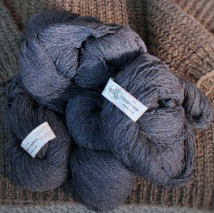 Blue Faced Leicester DK from Handspinner Having Fun