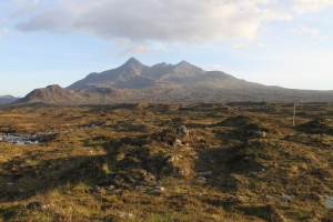 The Black Cuillins