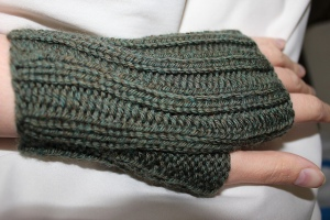 Man mitts for an ocean going friend