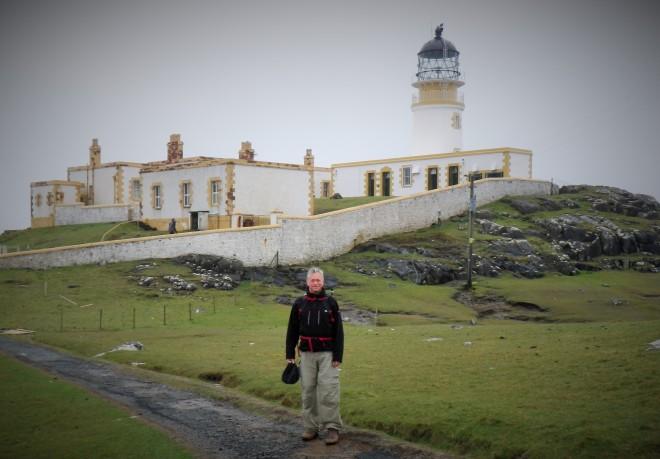 Niest Lighthouse, Isle of Skye, Scotland