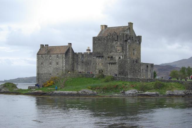 Eileen Donan Castle, Highlands, Scotland