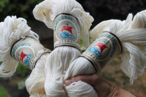 Ivory Wool--the Main Color