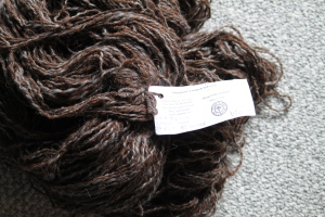 Natural (Undyed) Handspun Alpaca from Warm Valley Orchard