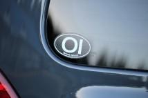 OI Sticker