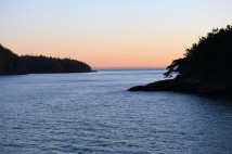 Along the Ferry Ride to Shaw and Orcas