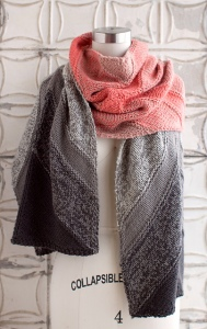 Andorra Wrap from O-Wool