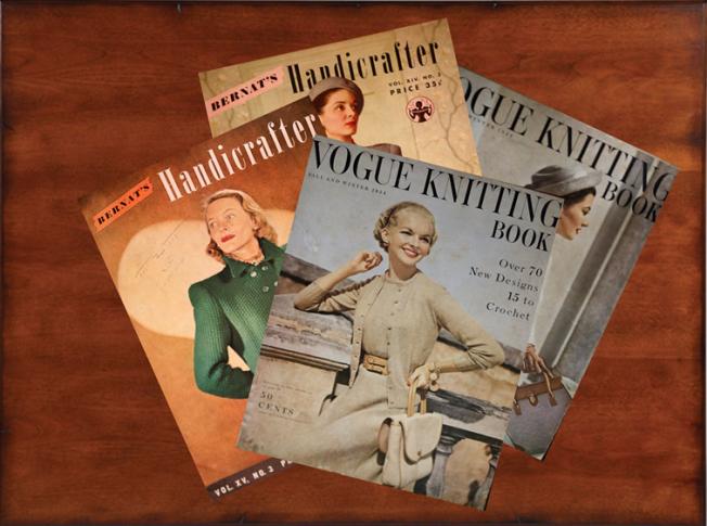 Four Magazines