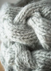 Braided Cables up close
